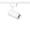 Светильник  трековый FAZZA D130 30W с углом 15-60 градусов