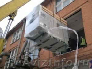 Такелаж крупногабаритных грузов в Красноярске 2 820 - 830 - Изображение #1, Объявление #1216466