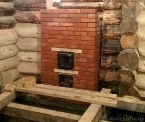 Печное отопление в доме. Красноярск. - Изображение #8, Объявление #1283878