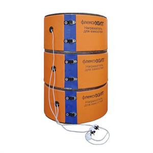 Поверхностные инфракрасные нагреватели для  обогрева содержимого бочек, емкостей - Изображение #1, Объявление #1226133