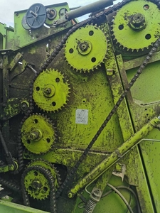 Пресс подборщик Claas Rollant 46 - Изображение #3, Объявление #1709663