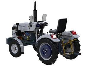 Трактор Скаут Т-220 В - Изображение #4, Объявление #1710171