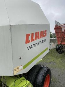 Пресс подборщик Claas Variant 260 - Изображение #4, Объявление #1716790