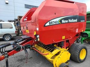Пресс подборщик New Holland BR 740 - Изображение #1, Объявление #1716789