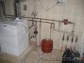 Установка систем автономного отопления
