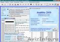 Analitika 2009 - Бесплатный программный продукт для управления предприятием