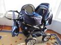 продам коляску-трансформер зима-лето