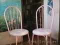 продам стулья металлические