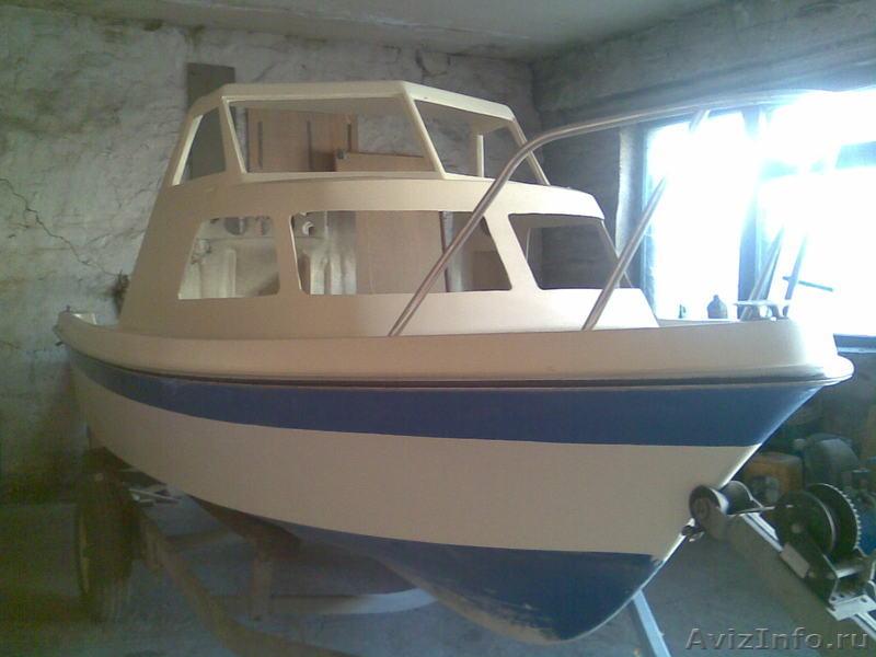 Лодки и катера сделать своими руками