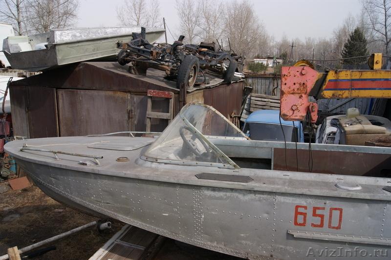 катер лодка красноярск