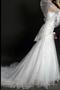Свадебное платье из Франции со шлейфом