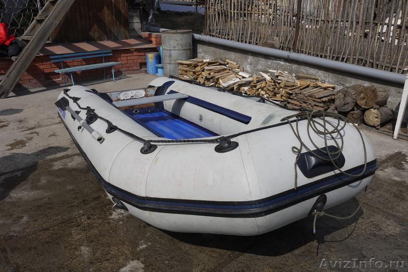 купить лодку пвх с мотором бу в крыму