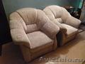 мягкая мебель: 2 дивана и 2 кресла