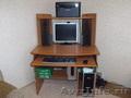 Продам компьютерный стол, настенный дежатель для ТВ