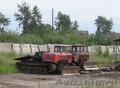 трелевочный дизельный трактор 55