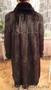 Шуба норковая коричневая длинная р. 46-48 - Изображение #3, Объявление #793610