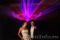 На первый танец жениха и невесты.