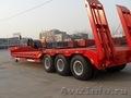 Продам низкорамный трал грузоподъемностью 60 тонн.