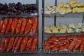 Овощи мытые очищенные в вакуумной упаковке