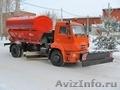 Дорожно-коммунальная машина КО-806 на шасси КАМАЗ 43253-1017-99