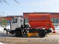 Дорожная универсальная машина КО-713Н-40  (отвал,  щетка,  цистерна,  песок)