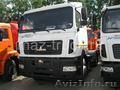 Тягач седельный МАЗ 5440В5-8480-030