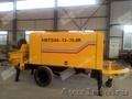 Бетононасос HBT60.10.75S китайского производства