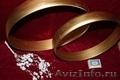 Декоративные обручальные кольца