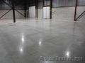 Шлифовка бетона,  обеспыливание
