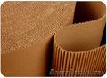 Двухслойный гофрированный картон в рулоне 10м , Объявление #1384705
