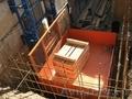 Мачтовый подъемники для склада