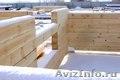 Строительство зимой брусовых домов, бань.  - Изображение #6, Объявление #459820