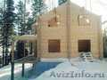 Строительство зимой брусовых домов, бань.  - Изображение #3, Объявление #459820