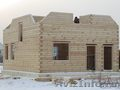 Строительство зимой брусовых домов,  бань.