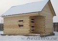 Строительство зимой брусовых домов, бань.  - Изображение #4, Объявление #459820