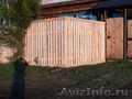 Деревянные постройки. Забор. Беседка. Двери. Баня.  - Изображение #3, Объявление #733168