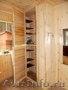 Внутренняя отделка дома вагонкой. Изготовление и монтаж лестниц.