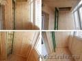 Внутренняя обшивка балконов вагонкой.    Красноярск - Изображение #4, Объявление #768446