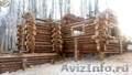 Бревенчатый рубленый сруб дома,  бани из Красноярска.