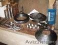 Услуги резки,  рубки,  гибки,  пробивки листового металла