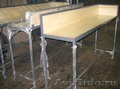 Изготовим мебель на металлокаркасе